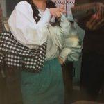 「まだ結婚できない男」奈緒ちゃんのチェックのバッグの衣装かわいいと思ったらサマンサタバサだった!