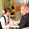 ドラマ「初めて恋をした日に読む話(はじこい)」3話順子(深田恭子)衣装チェックワンピとヘアアクセがかわいい!