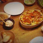 「きのう何食べた?」レシピ4話 クリスマスディナーメニュー!ラザニア、鶏肉の香草パン粉焼き、明太子サワークリームの作り方!