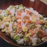 「きのう何食べた?」レシピ8話 突然の来客に!鮭と卵のちらし寿司、筑前煮、ナスとパプリカの蒸し煮、マヨわさソース