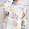 「隕石家族」結月(北香那)衣装!3話の水彩画風のトレーナーがかわいい!