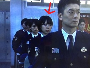 未満警察ジャニヲタ女優田中杏樹出演シーン