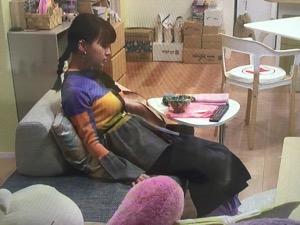 「私の家政婦ナギサさん」多部未華子衣装3話パッチワークカーディガン
