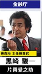 「半沢直樹2020」キャスト登場人物、黒崎(片岡愛之助)