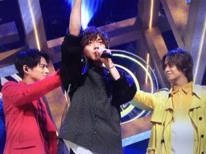 音楽の日Key of Heart見つめ合う平野紫耀と髙橋海人