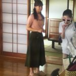 「私の家政夫ナギサさん」5話メイ(多部未華子)衣装を真似しちゃおう!還暦パーティーの時のカーキのリボンスカートがかわいい!