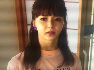 「私の家政婦ナギサさん」5話多部未華子衣装紫お花のピアス