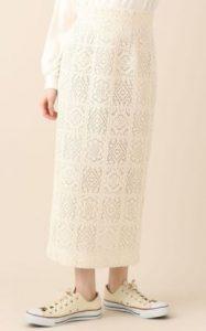 「私の家政夫ナギサさん」9話最終回メイ多部未華子衣装レースタイトスカート