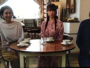 ルパンの娘2020衣装深田恭子4話ワンピース