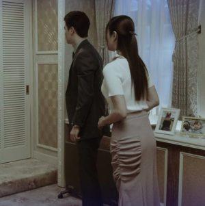 ルパンの娘2020衣装深田恭子4話ワンピースタイトスカート