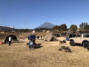 大野路キャンプ場