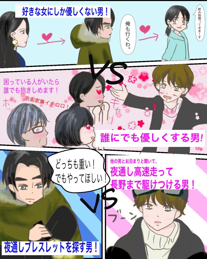 ボス恋イラスト玉森裕太