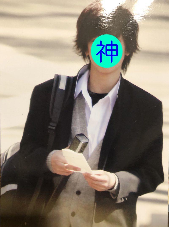 神宮寺勇太卒業式第二ボタン