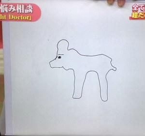 「ほんまでっかTV」絵しりとり田中圭